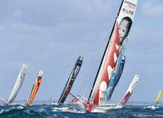 IMOCA Ocean Masters 2016 Race